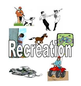 Recreation Home Page